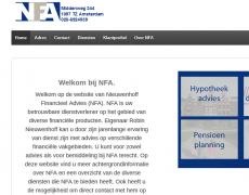 Nieuwenhoff Financieel Advies (NFA)